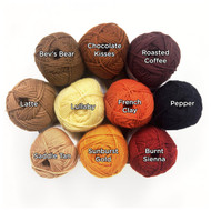 Nature Spun Wool Yarn, Hair/Skin Colors - Sport Weight