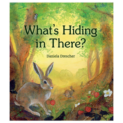 What's Hiding in There? - Boardbook