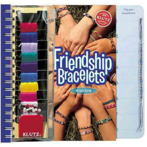 Friendship Bracelets by Laura Torres