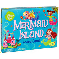 Mermaid Island Cooperative Board Game