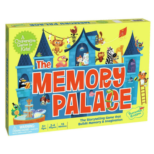 The Memory Palace Cooperative Game