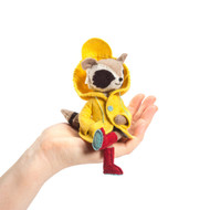 Felt Sewing Kit - Rilla Raccoon