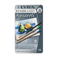 Lyra Rembrandt Aquarell Pencils