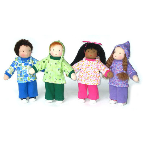 Joy's Waldorf Dolls Pattern Collection