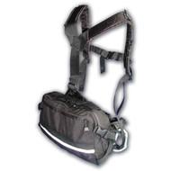 Cascade Rescue Ultra Patroller Aid Belt Bum Bag Shoulder Harness