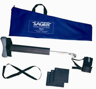 Sager Model 301 Form III Single Unilateral Fractures (Adult or Child)