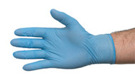 S&M Nitrile Hand in glove