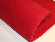 PatrolQuip Premium Polar Fleece Akja Blanket - Red