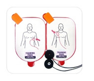 Adult Training pads for the XFT 120C Defib Trainer