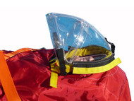 Face Protection Shield for rescue bags - Tyromont.