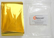 Rescuer Emergency Space Blanket (5 pack)