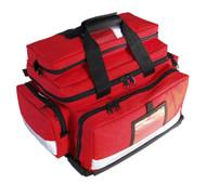 14035A-R  Large Trauma Bag Red