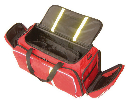 Oxygen Bag Deluxe Polester Red
