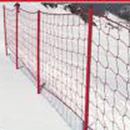 ECO Ski Run Barrier Net
