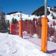 High Resistance Net Mesh Barrier Fence | Model: HR 25