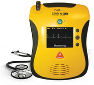 Defibtech Lifeline ECG with LCD Screen, 8 yr warranty