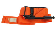 SOFTT-W Style Orange Tactical Tourniquet Wide with Buckle