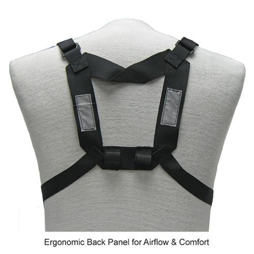 Coaxsher XL Back Straps Ergonomic Back Panel for Airflow & Comfort