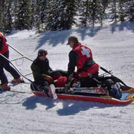 Cascade Trauma One Rescue Sled