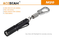 Key Chain LED Flashlight for everyday carrying