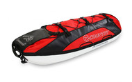20100  Packpulk Xcountry 118 Red/Black
