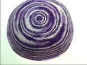 # 115 Purple swirl