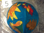 Gorgeous Silk Kippah # 5