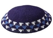Knit Kippot 23