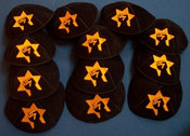 Stars Wedding Kippah