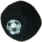Embroidered Soccer