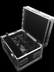 Astera Charging Case for 8 AX5 TriplePAR