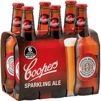 COOPERS SPARKLING 6PK