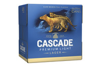 CASCADE PREMIUM LIGHT CAN CTN