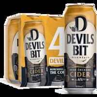 DEVILS BIT CIDER 4PK