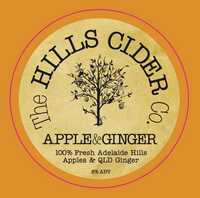 HILLS APPLE GINGER 24PK