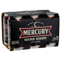 MERCURY HARD  6PK