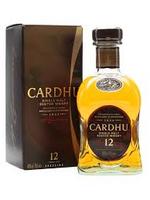 CARDHU 12YR OLD