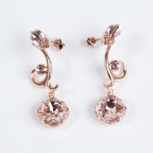 Rose 06 (Earrings)