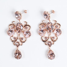 Rose 08 (Earrings)