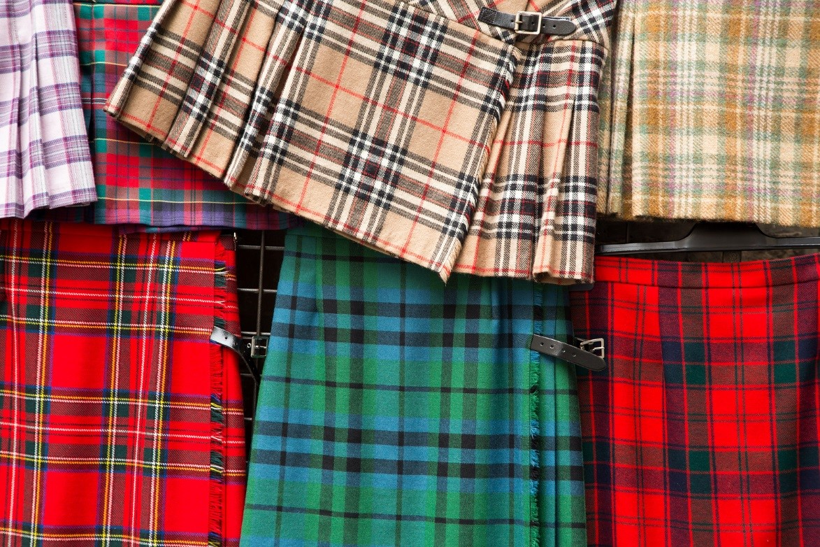shopping for a kilt