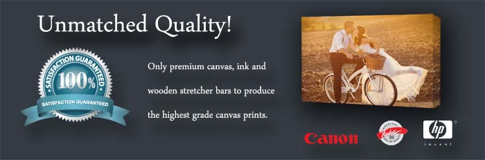 High Quality Bulk Canvas Printing