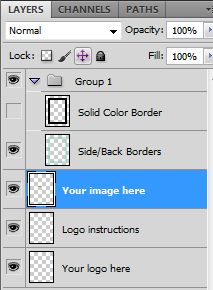 Canvas Image Setup 5