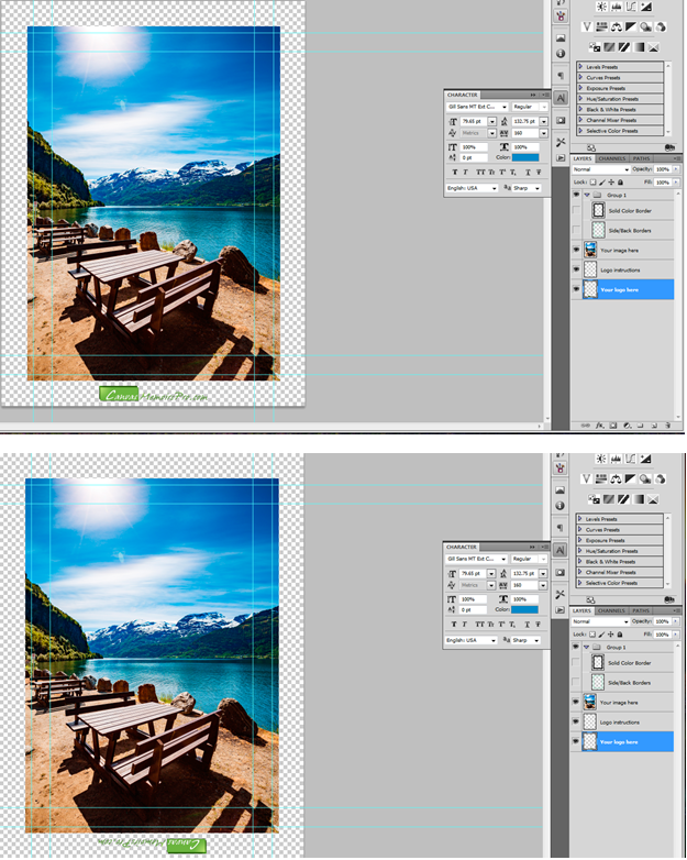 Canvas Image Setup 9