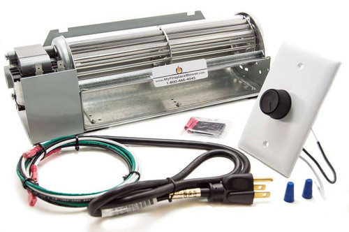 FBK-200 Blower Kit | Superior Fireplace Blower Fan Kit | BC-36