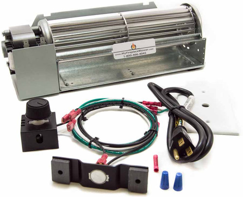 FBK-250 Fireplace Blower Kit for Superior Model FBK-250