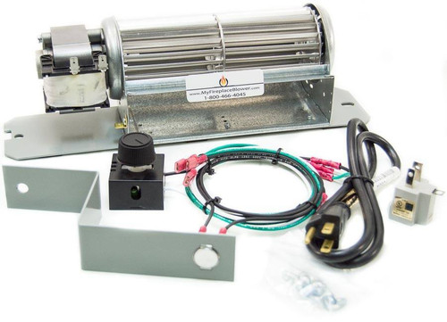 FK12 Fireplace Blower | Majestic Fireplace Blower Fan Kit ...
