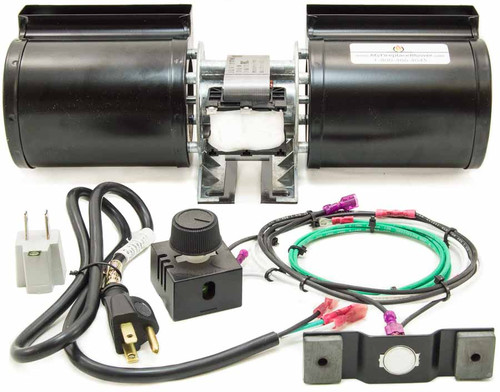 GFK-160A Fireplace Blower Fan Kit for the Heat & Glo Pier-TRC Gas Fireplace Insert
