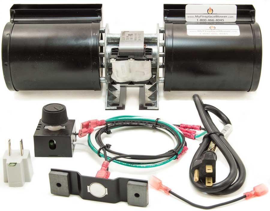 Gfk 160 Heatilator Cd4842ir Fireplace Blower Fan Kit