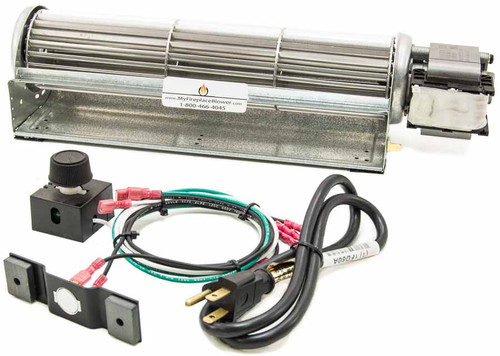 BKT Gas Fireplace Blower for Desa Fireplaces