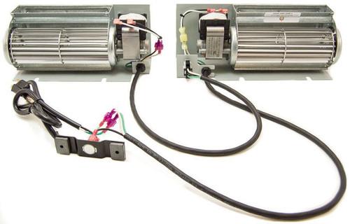 600 1 Fireplace Blower Fan Kit For Kozy Heat 231 Zc